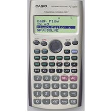 1 pc Casio FC100V Financial Calculator