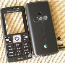 Enjoys: AP ORIGINAL HOUSING Sony Ericsson K610i K610 ~ BLACK #Full Set
