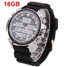 16GB Watch Camera DVR H.264 (WCH-24B).