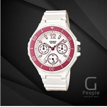 CASIO LRW-250H-4A LADY MULTI-HAND WATCH☑ORIGINAL☑