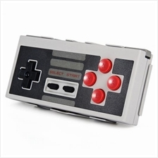 8BITDO NES30 WIRELESS BLUETOOTH CONTROLLER DUAL CLASSIC JOYSTICK FOR IOS ANDRO