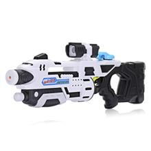 YJ8188 - 1 Children Large Size High-pressure Water Gun Toys (BLACK)