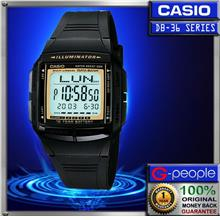 CASIO DB-36-9AV BATA BANK WATCH☑ORIGINAL☑