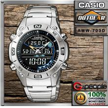 CASIO FISHING GEAR AMW-703D-1A WATCH☑ORIGINAL☑