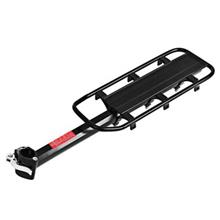 QUICK RELEASE BICYCLE CARRIER REAR RACK PALLET SHELF BACKSEAT CYCLING ACCESSOR