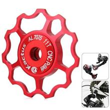 KACTUS CNC 11T JOCKEY WHEEL REAR DERAILLEUR PULLEY ALLUMINUM ALLOY BIKE PARTS
