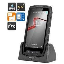 Conquest S9 Rugged Smartphone (NFC, OTG, 2GB RAM) (WP-S9).