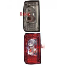 DEPO Toyota Hilux 106 `99-00 Tail Lamp Crystal LED [Smoke/Red/Clear]