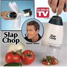 Must Have!SLAP CHOP.The Perfect Chopper. Dice, Chop & Mince In Seconds
