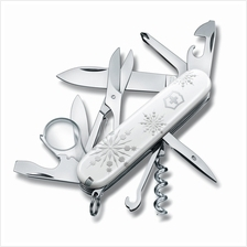 Victorinox Explorer White Christmas 2017 Limited Edition Multitool 1.6