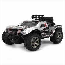 1885 - A 2.4G 1/18 18km/h Drift RC Off-road Car RTR Toy Gift (SILVER)