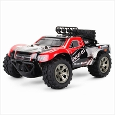 1885 - A 2.4G 1/18 18km/h Drift RC Off-road Car RTR Toy Gift (RED)