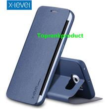 X-Level Samsung Galaxy S6 Edge Plus Flip Ultra Thin Case Cover Casing