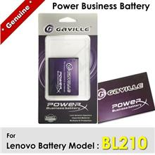 Power Business Battery BL-210 BL210 Lenovo A750E S820 Battery 1Y WRT