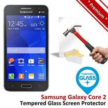 Premium Quality Samsung Galaxy Core 2 Tempered Glass Screen Protector