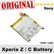 Original Sony Xperia Z Xperia C S39H L36H Battery LIS1502ERPC 1Y WRTY