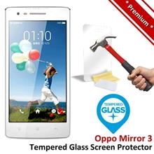 Premium Protection Oppo Mirror 3 Tempered Glass Screen Protector