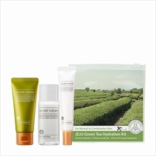 SECRET NATURE JEJU Green Tea Hydration Kit 1s