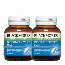 BLACKMORES Digestive Enzymes Plus 2 x 60s