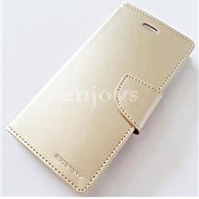 GOOSPERY BRAVO Diary Soft Case Cover Apple iPhone 6 6S (4.7) GOLD *XPD