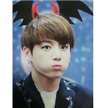 [Korean Products]Kpop BTS Jung Kook 56 Photo Card Jung Kook Socks