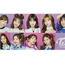 [Korean Products]K-POP Twice Desk 2019, 2020 Desk Calendar Included Sticker