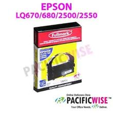 Fullmark Typewriter Ribbon Epson LQ670/680/2500/2550 (Per Unit)