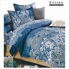 Essina Valencia Zillion 100% Cotton 620TC Quilt Cover Set)