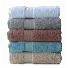 [Set of 2] Essina Crystal Cotton Bath Towel