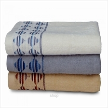 Essina Vector Quality Cotton Bath Towel (Cream))