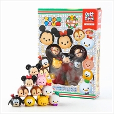 Christmas Version Tsum Tsum Mini Figure