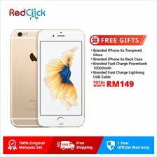 Apple iPhone 6S (32GB) + 4 Free Gift Worth RM149