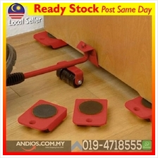Furniture Moving Five Pieces Heavy Objects Moving Tool Mover Set