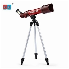 CHN AOHUA 3183 CHILD SCIENCE EDUCATION ASTRONOMY TELESCOPE TOY (COLORMIX)