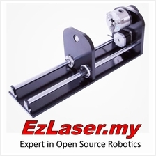 CO2 Laser A-axis Rotary Cylinder Engraving Machine Attachment Chuck