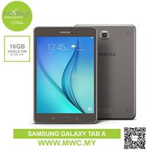 "SAMSUNG GALAXY TAB A 16GB | 8"" (DEMO SET) IMPORT SET I WWW.MWC.MY"