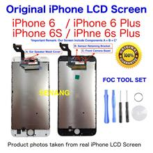 ORIGINAL iPhone 6s LCD Screen DIY iPhone 6s LCD Screen Replacement Kit:  Best Price in Malaysia