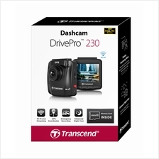 Transcend DrivePro / Dashcams DP230 (TS16GDP230M Suction Mount)