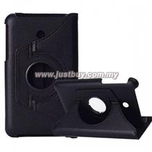 Asus Fonepad 7 FE170 Rotating Leather Case - Black
