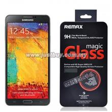 Samsung Galaxy Note 3 REMAX 9H Real Tempered Glass Protector