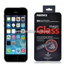 iPhone 5 / 5s / 5c REMAX 9H Real Tempered Glass Protector