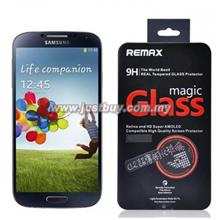 Samsung Galaxy S4 REMAX 9H Real Tempered Glass Protector