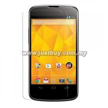 Google Nexus 4 Anti-Glare Screen Protector