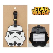 Star Wars Darth Vader Stormtrooper Hello Kitty Luggage Tag