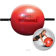 GINTELL Torsoball Total Body Buidling System Red - GT251)