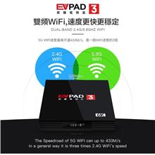EVPAD TV BX / 3S / 3 / 2019 new model