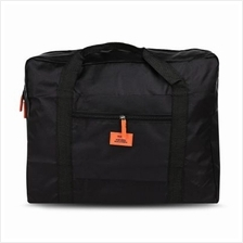 Multipurpose Travel Folding Water Resistant Storage Bag (BLACK)