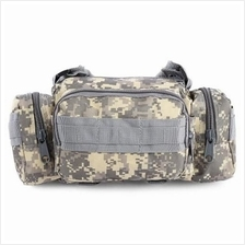 CAMPING HIKING BIKE SPORT MILITARY ARMY TRAVEL WAIST PACK HAND CARRY POUCH SHO