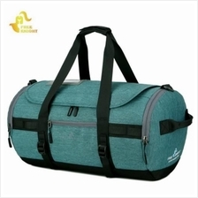 FREE KNIGHT 25L UNISEX GYM BASKETBALL TRAINING HANDBAG (TURQUOISE)