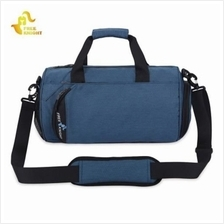 FREE KNIGHT FK0606 25L GYM BASKETBALL TRAINING HANDBAG (PURPLISH BLUE)